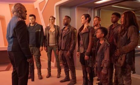 Reunited - The Orville Season 2 Episode 14
