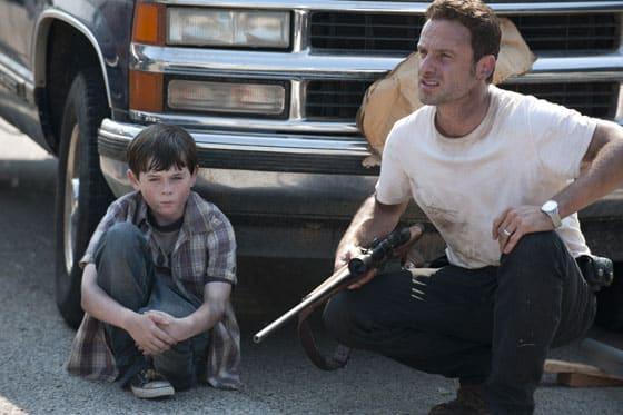 Rick and Son