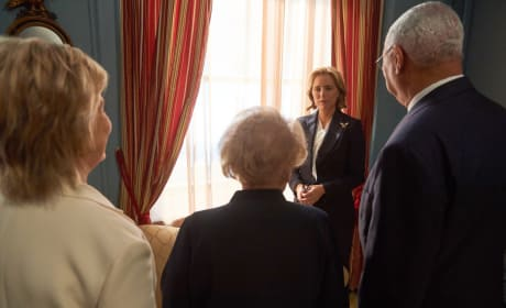 Advisors - Madam Secretary Season 5 Episode 1