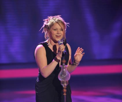Crystal on Stage