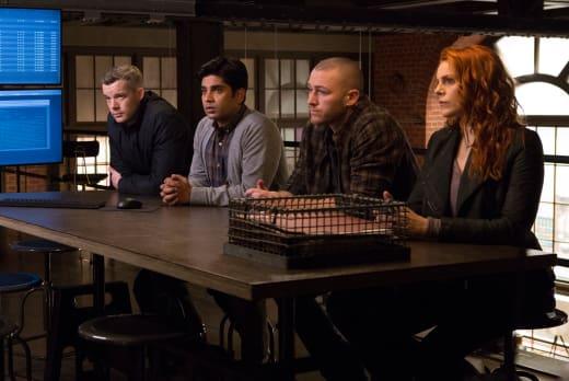 A Dangerous Mission - Quantico Season 3 Episode 3