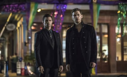 The Originals Series Finale Photos: The Sacrifice