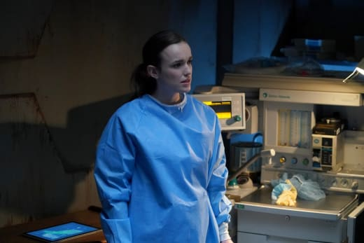 Simmons Operates - Agents of SHIELD Season 5 Episode 15 - Agents of S.H.I.E.L.D.
