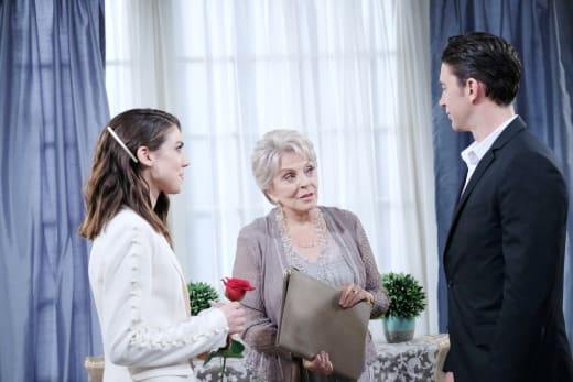 Chad And Abby's Wedding - Days of Our Lives