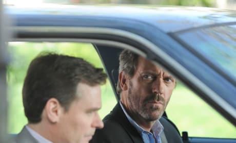 House Season Finale Scene