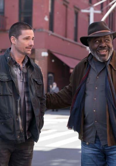 A New Resident - The Village Season 1 Episode 1