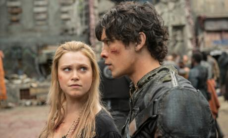 A Solid Team - The 100 Season 4 Episode 1