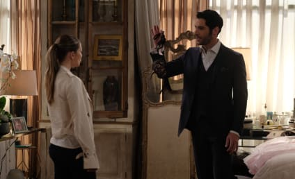 Lucifer Season 3 Episode 21 Review: Anything Pierce Can Do I Can Do Better