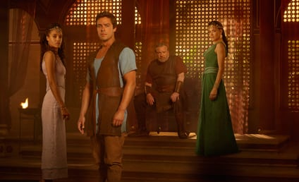 Of Kings and Prophets: Canceled by ABC!
