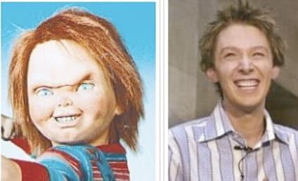American Idol Look-alike: Clay Aiken and Chucky