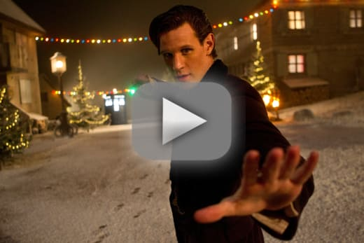 Doctor Who: Watch the Christmas Special Online! - TV Fanatic