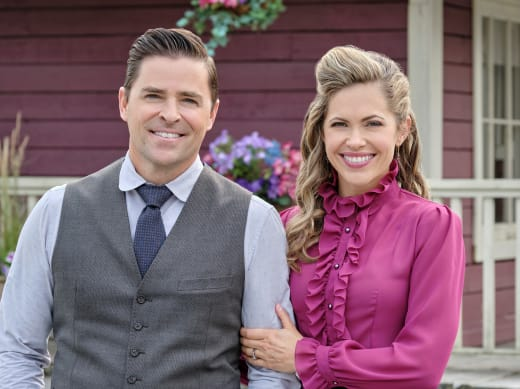 Lee and Rosemary Coulter on WCTH - When Calls the Heart