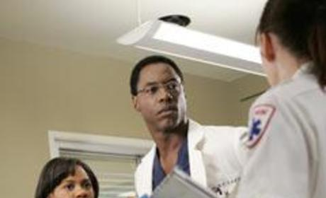 Dr. Burke and Dr. Bailey