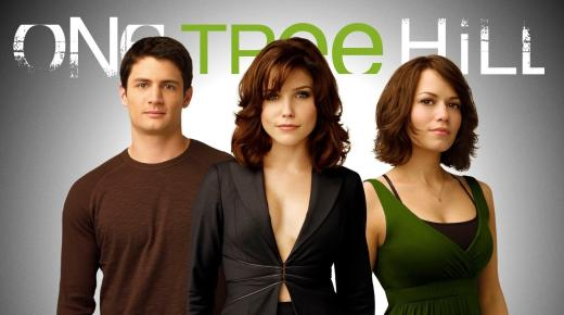 One Tree Hill promo pic