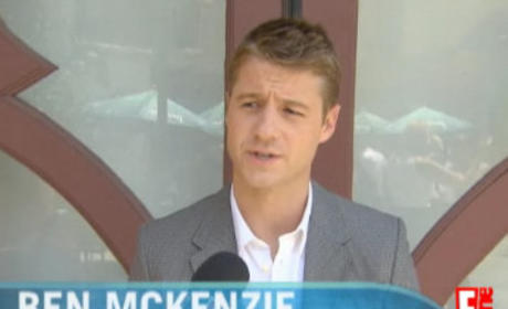Benjamin McKenzie Interview