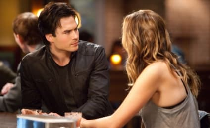 Ian Somerhalder Teases Vampire Diaries Shower Scene, Nudity