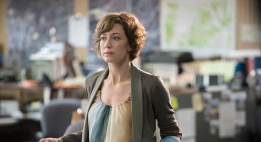 Nora on The Leftovers Season 3