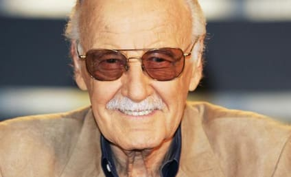 Stan Lee Joins List of Eureka Guest Stars