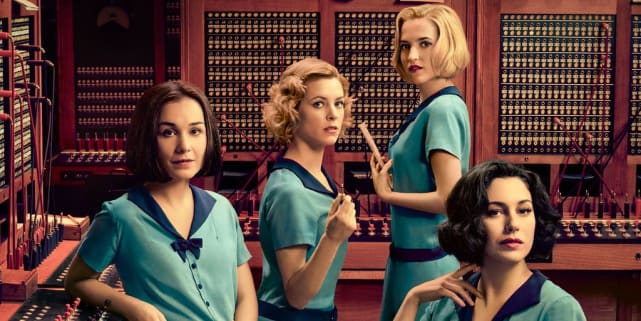 Las chicas del cable cable girls