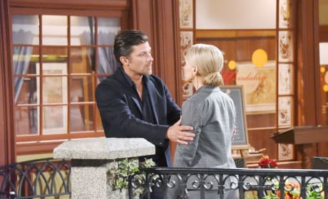Eric Fights for Jennifer - Days of Our Lives