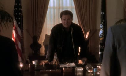 The West Wing Pilot Review: Break's Over