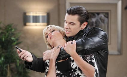 Days of Our Lives Recap: Xander Attacks Nicole