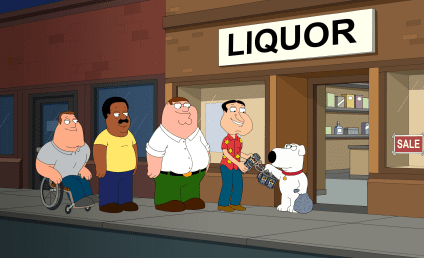 Watch Family Guy Online: Season 14 Episode 14