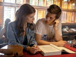 Claire and Eric - A Teacher Season 1 Episode 1