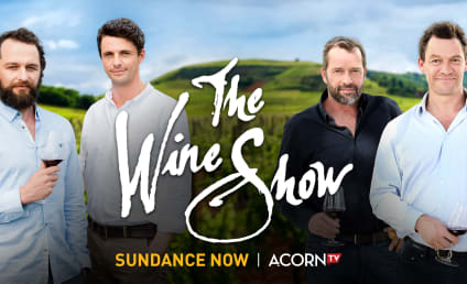 The Wine Show Season 3 First Look as Dominic West Gets Onboard