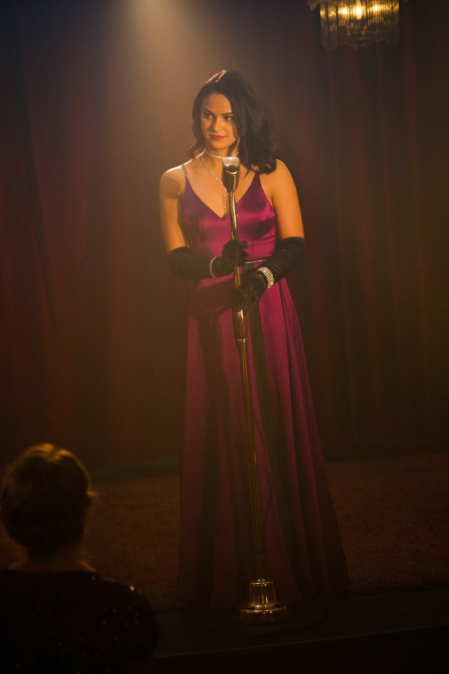 Cabaret - Riverdale Season 3 Episode 9