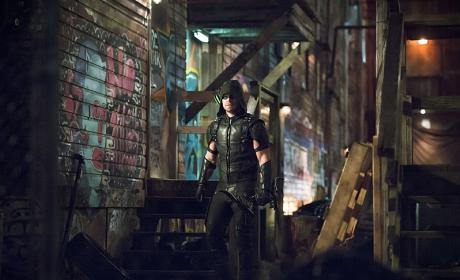 The time has come - Arrow Season 4 Episode 19