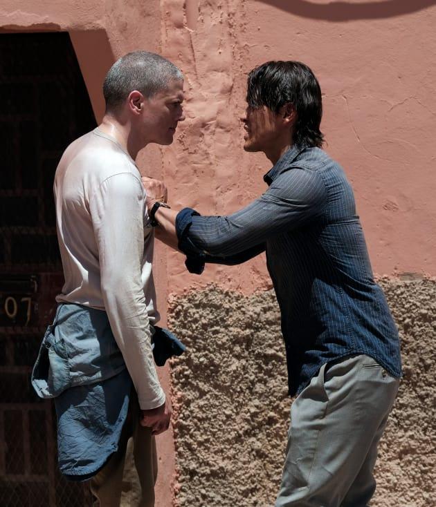 Watch Lucifer Season 4 Gomovies: Prison Break Season 5 Episode 4 Review: The Prisoner's