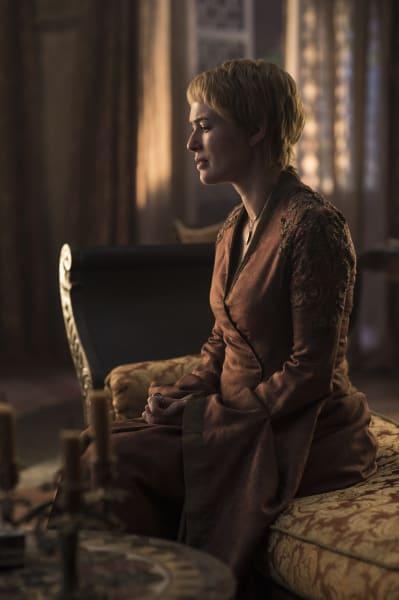 Plotting Her Next Move - Game of Thrones Season 6 Episode 1