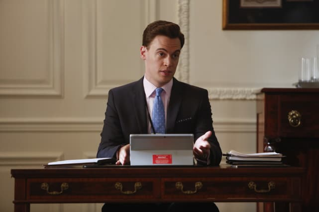 Madam Secretary: Blake Gets the Job Without an Interview