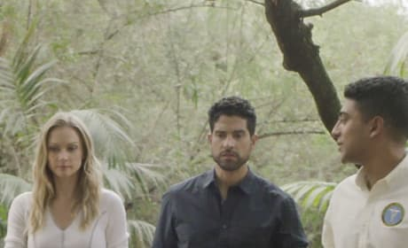 Ritualistic Murder - Tall - Criminal Minds Season 14 Episode 4