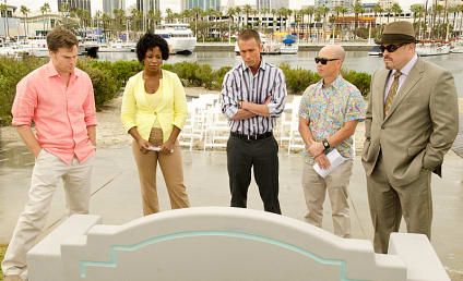 Dexter Season Premiere Pics: A Beautiful Day?