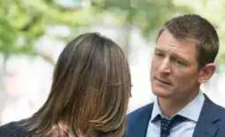 Stone and Benson Talk (Tall) - Law & Order: SVU Season 20 Episode 6