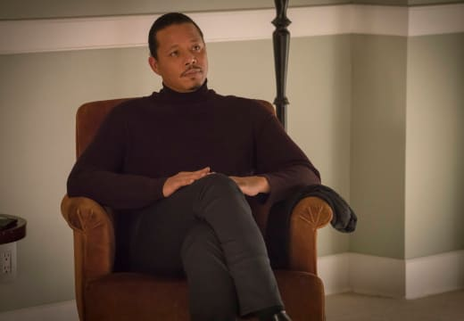 Lucious looking all mild-mannered - Empire Season 3 Episode 14
