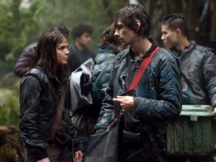 The 100: Watch Season 1 Episode 13 Online - TV Fanatic