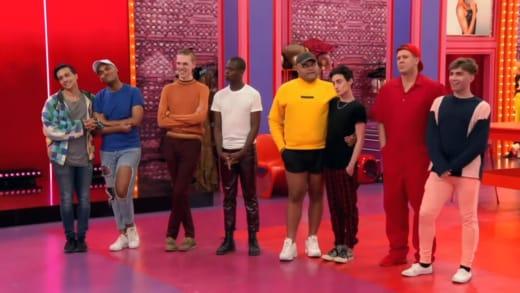 Makeover Pairings - RuPaul's Drag Race Season 13 Episode 10