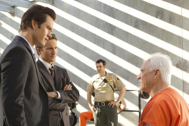 Infeld the Inmate