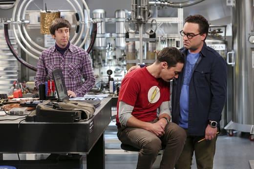 The Energy Drink - The Big Bang Theory