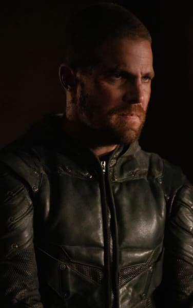 Has He Failed This City? - Arrow Season 7 Episode 21