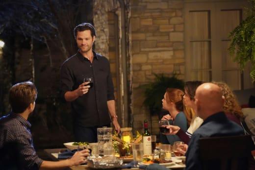 Dinner with Friends - Walker Season 1 Episode 9