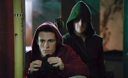 Arrow Spoilers: Colton Haynes On The L Word, Danger With Blood & More!