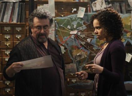 Watch Warehouse 13 Season 1 Episode 2 Online