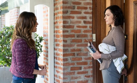 Meeting Her Bio Mom - Grey's Anatomy Season 15 Episode 19
