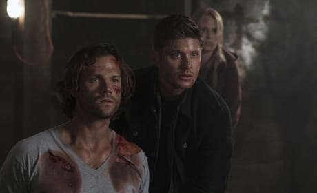 We're here to rescue you - Supernatural Season 12 Episode 2