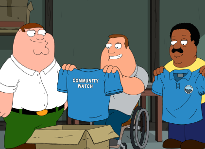 Watch Family Guy Season 14 Episode 9 Online