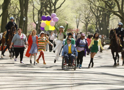 Watch Glee Season 2 Episode 22 Online